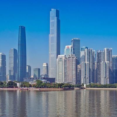 WTW Guangzhou China Hotel 2021